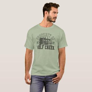 T-shirt Appui vertical de Wolf Creek - T de base des
