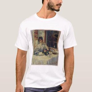 T-shirt Après le déjeuner chez le Moncia, c.1900