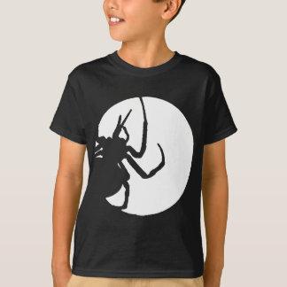 T-shirt Araignée et lune