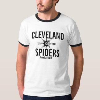 T-shirt Araignées de Cleveland