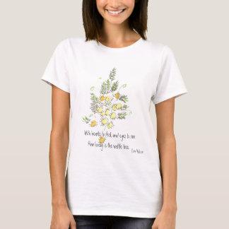 T-shirt Arbre d'acacia