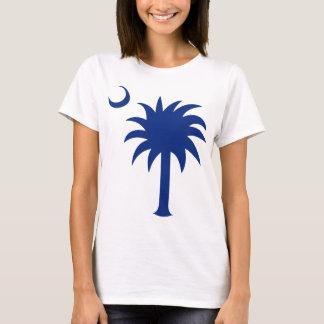 T-shirt Arbre de Palmetto de la Caroline du Sud
