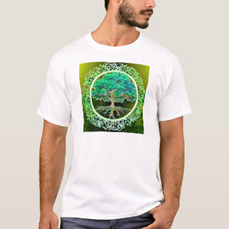 T-shirt Arbre de santé de la vie