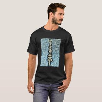 T-shirt Arbre givré