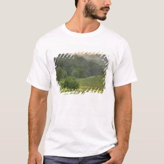T-shirt Arbre simple dans le domaine agricole de ferme,
