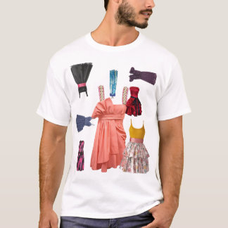 T-shirt arc-empire-taille-robe, - $54_50, cocktail-robe,…