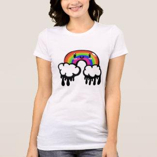 T-shirt Arc-en-ciel de Kawaii
