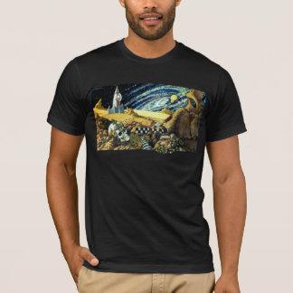 T-shirt Archéologie étrangère