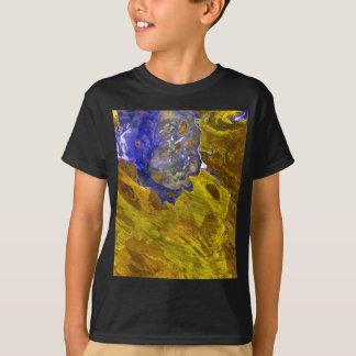 T-shirt Ardoise d'or <br>