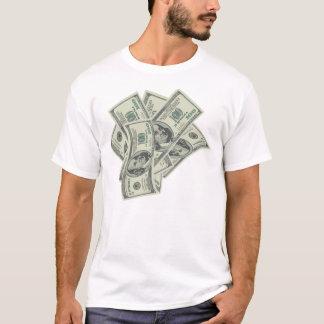 T-shirt Argent