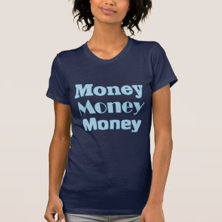 T-shirt argent d'argent d'argent