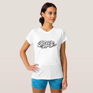 T-shirt Aria de graffiti