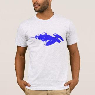 T-shirt Arme à feu de laser