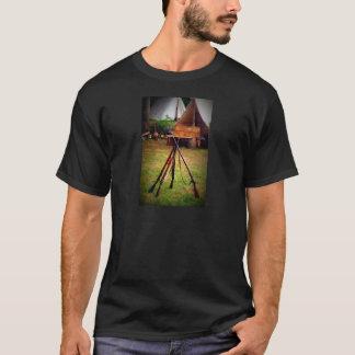 T-shirt Armes à feu de guerre civile