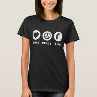 T-shirt Arpenteur de terre