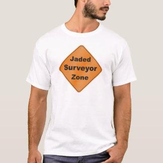 T-shirt Arpenteur fatigué