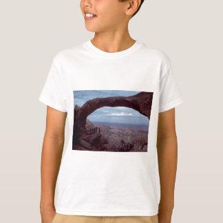 T-shirt arque des personnes du parc national 2 sur la