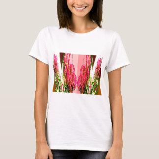 T-shirt Arrangements floraux roses