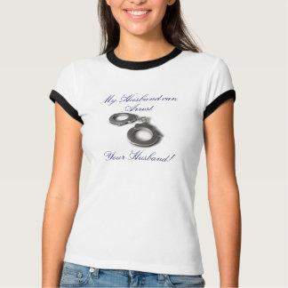T-shirt Arrestation
