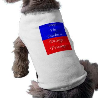 T-shirt Arrêt d'atout de décharge la folie