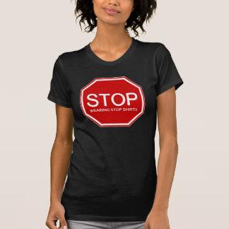 T-shirt Arrêt-port