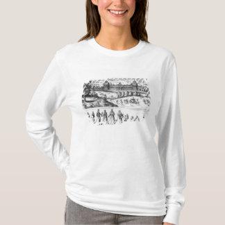 T-shirt Arrivée de la Reine Elizabeth I
