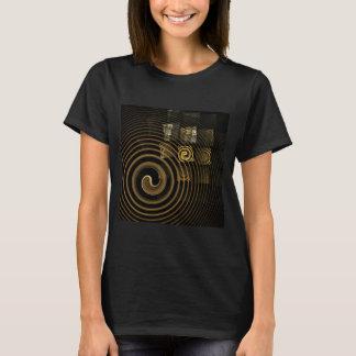 T-shirt Art abstrait d'hypnose