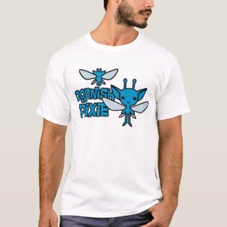 T-shirt Art cornouaillais de caractère de lutin de bande
