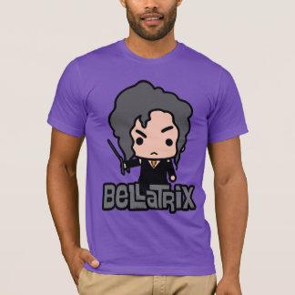 T-shirt Art de personnage de dessin animé de Bellatrix