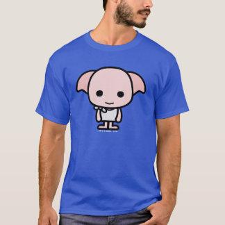 T-shirt Art de personnage de dessin animé de ratière