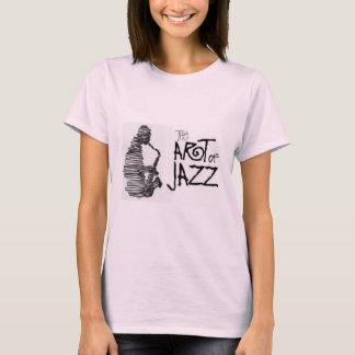 T-shirt art du jazz
