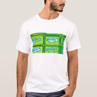 T-shirt Art prophétique par blanc de MELiSSA de