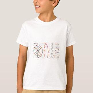 T-shirt Art symbolique : Guérison cosmique de Reiki
