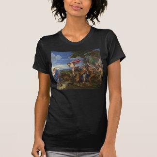 T-shirt art titian