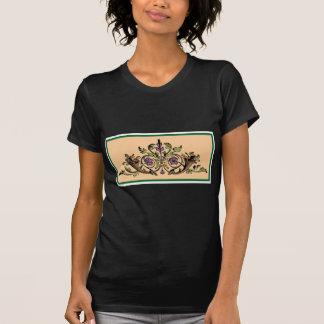 T-shirt Art vintage de thanksgiving de corne d'abondance
