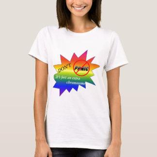 T-shirt Articles de conscience de syndrome de Down