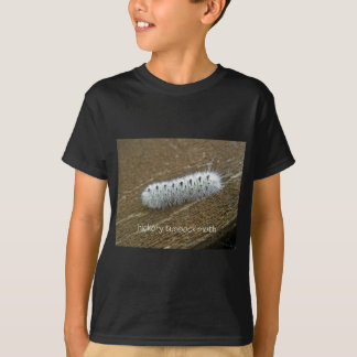 T-shirt Articles de mite de touffe d'hickory (caryae de