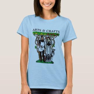 T-shirt Arts et métiers