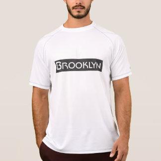 T-shirt Asphalte de Brooklyn et cercles transparents de
