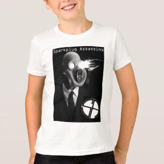 T-shirt Assassins de bougie