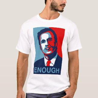 T-shirt Asse'est assez de David