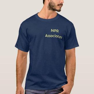 T-shirt Associés de NPR