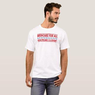 T-shirt Assurance-maladie pour tous les soins de santé est