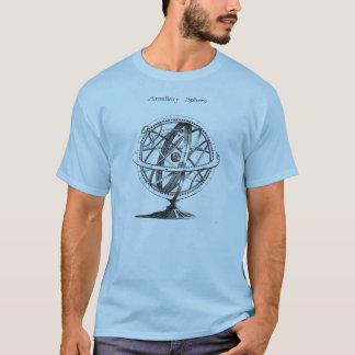 T-shirt Astronomie de cru de cadeaux de geek