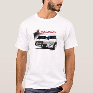 T-shirt Astronomique