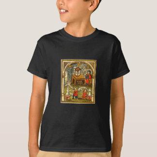 T-shirt Atelier médiéval d'alchimie