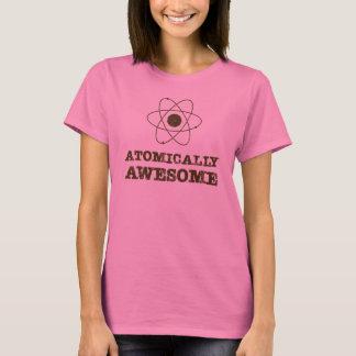 T-shirt Atomique impressionnant