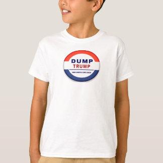 T-shirt Atout de décharge - faites à des garçons de