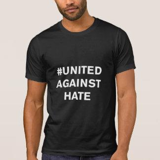 T-shirt Atout de décharge : Uni contre la haine