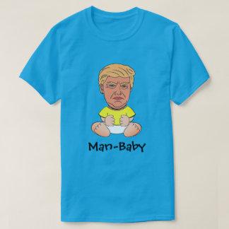 """T-shirt Atout drôle """"Homme-bébé """""""